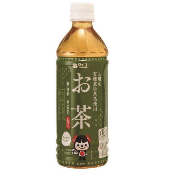 タイヨーオリジナル!お茶500ml