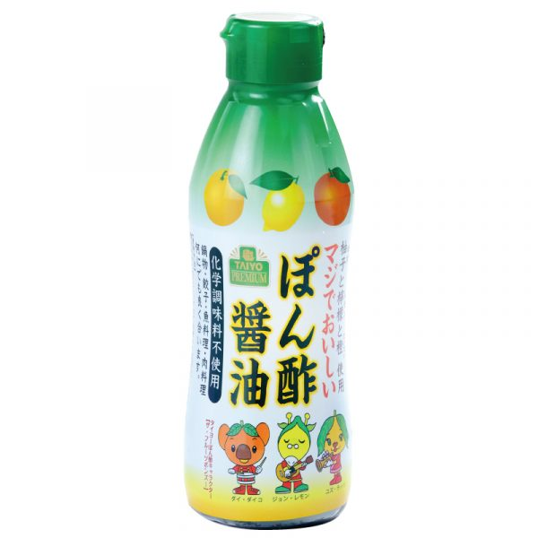 タイヨーオリジナル『マジでおいしいぽん酢醤油』