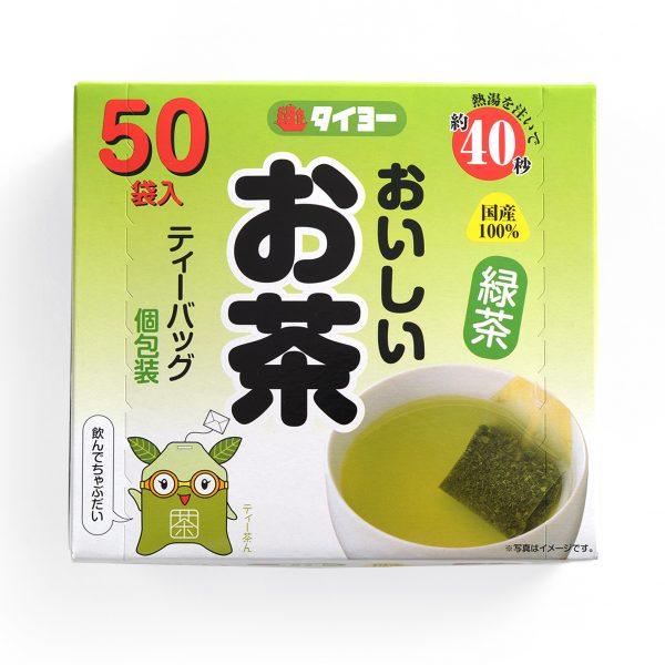 タイヨーオリジナル『おいしいお茶 ティーパック』