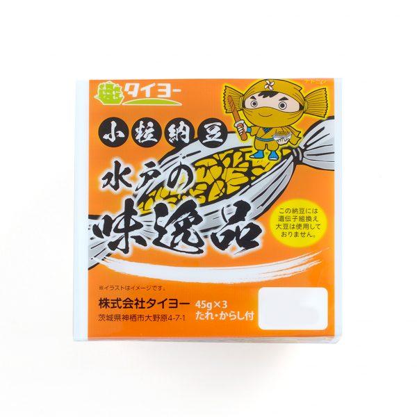 タイヨーオリジナル『小粒納豆 水戸の味逸品』
