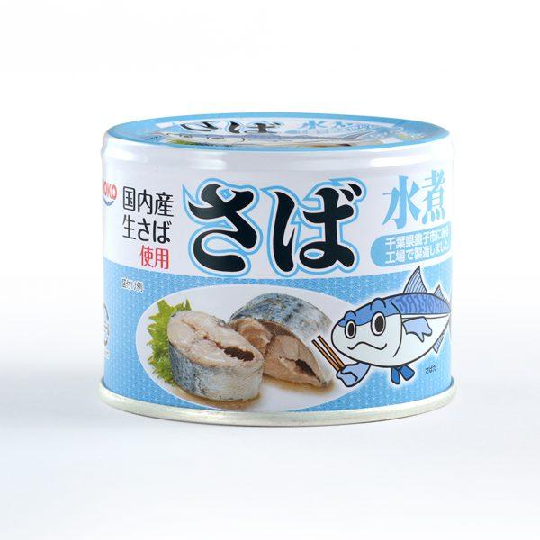 タイヨーオリジナル『さば水煮缶』