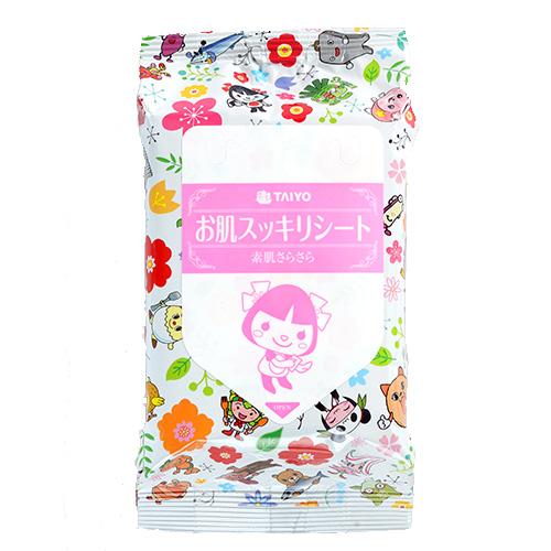 タイヨーオリジナル『お肌スッキリシート』