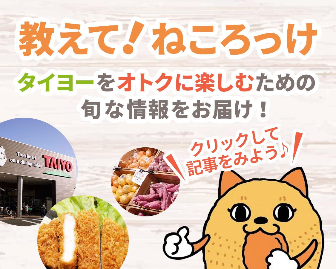 ビッグハウスみどりの店 – スーパーマーケットタイヨー